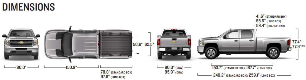 chevy pickup box dimensions  chevy  free engine image for