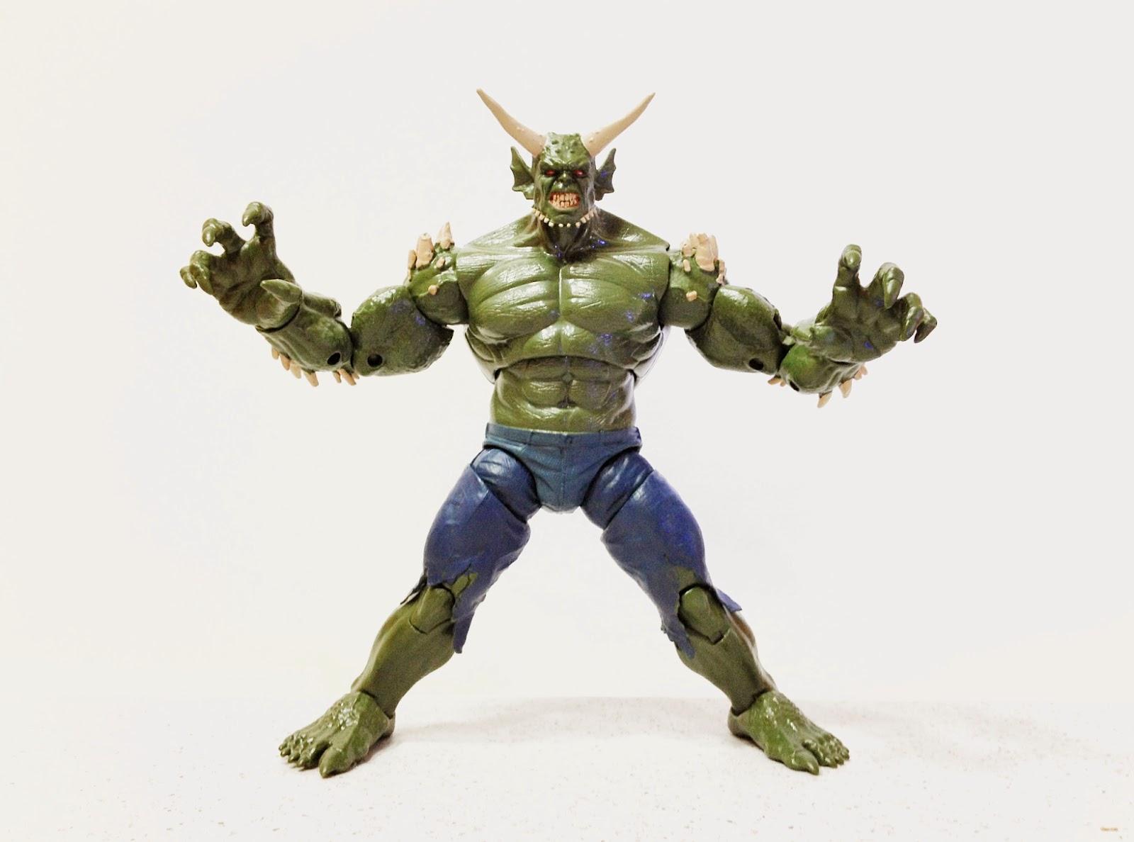 Ultimate Green Goblin Marvel Combo's Action Figure ...