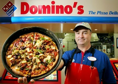 Domino Pizza Delivery Harga dan Menu,