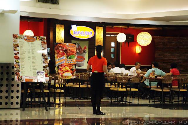 MARINA Seafood Restaurant 2nd Floor RP Ermita