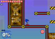 Sonic Break the Target