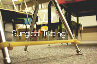 Surgical Tubing: A great alternative to exercise bands for your ADD, ADHD kiddos. AND it will save you $$!