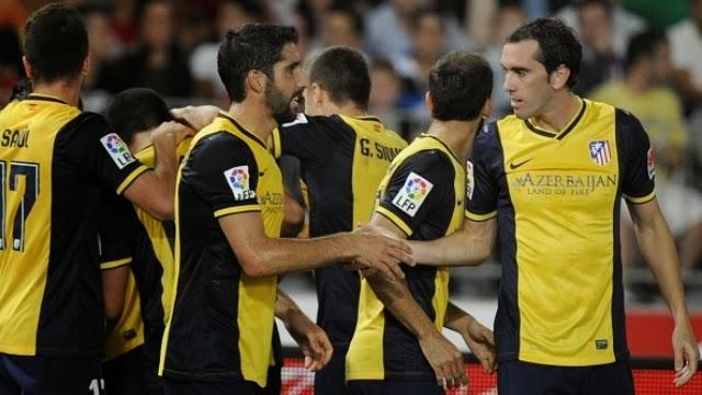 اتلتيكو مدريد يفوز على الميريا 1-0