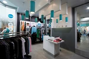 wholesale clothing business