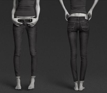 Thinspiration Amp Fitspiration Skinny Jean Thinspiration