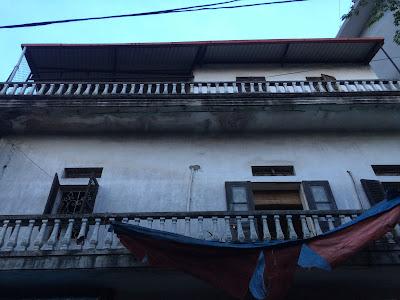 Vị trí căn nhà 3 tầng giá rẻ mặt phố Trần Quý Cáp, Văn Chương, Đống Đa, HN