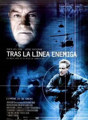 Tras la linea enemiga 1 en Español Latino