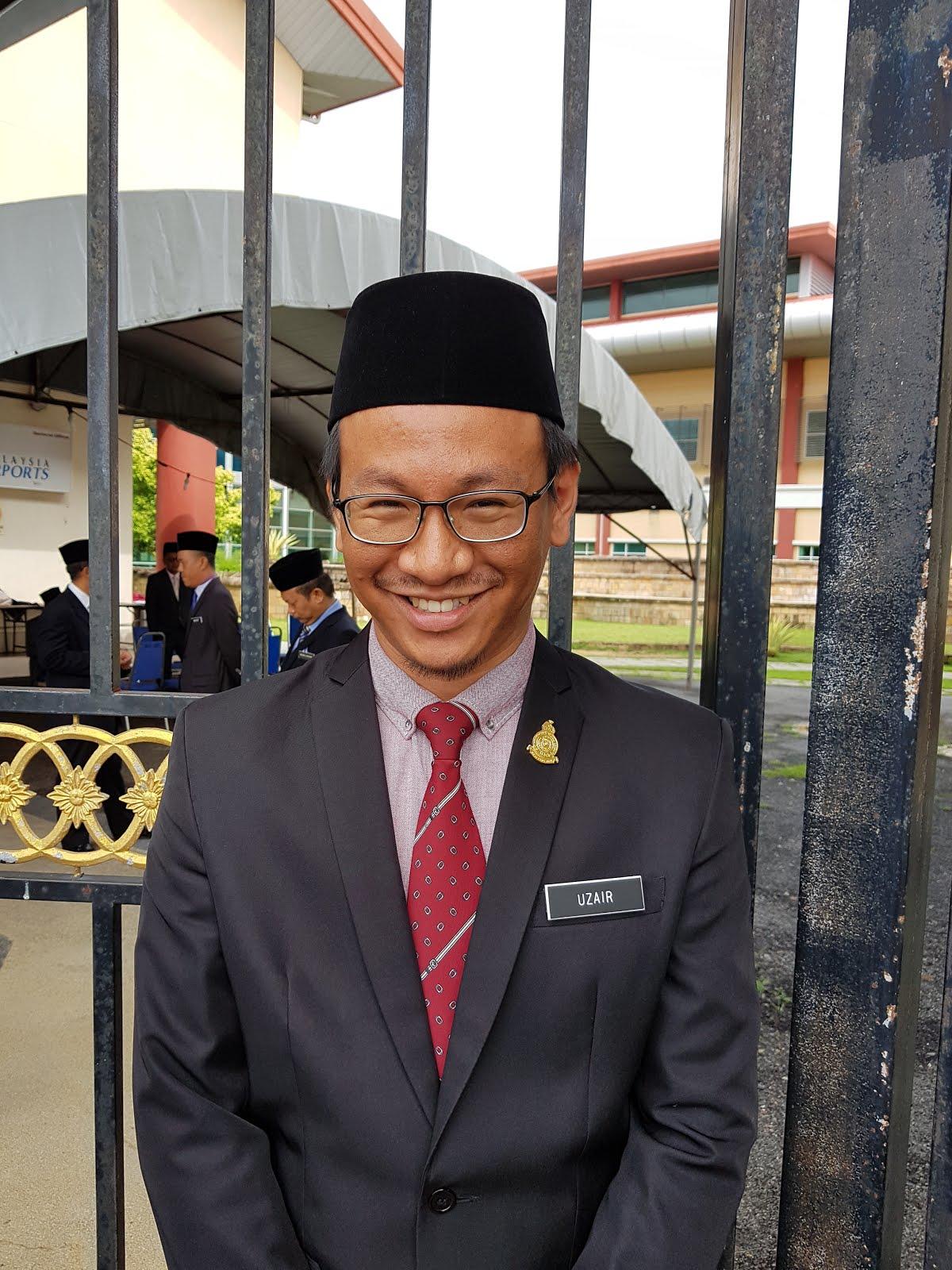 Muhammad Uzair b.  Azizan