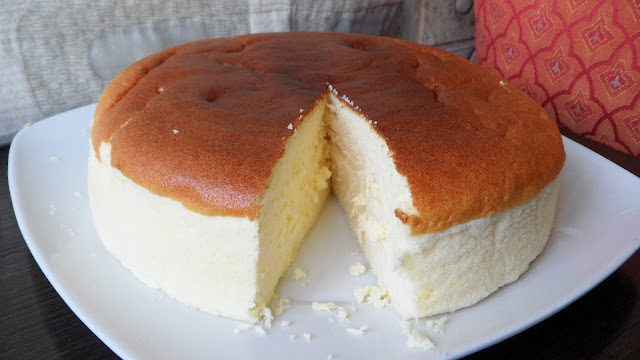Use Light Cream Cheese For Japanese Cheese Cake