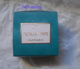 Kiko metallic shine eyeshadow nr 02