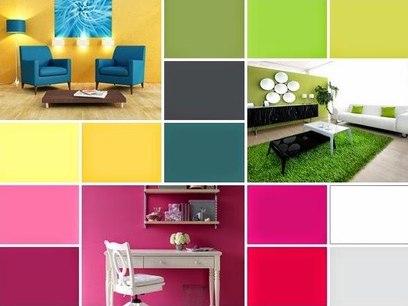 macam macam variasi warna cat rumah minimalis agar