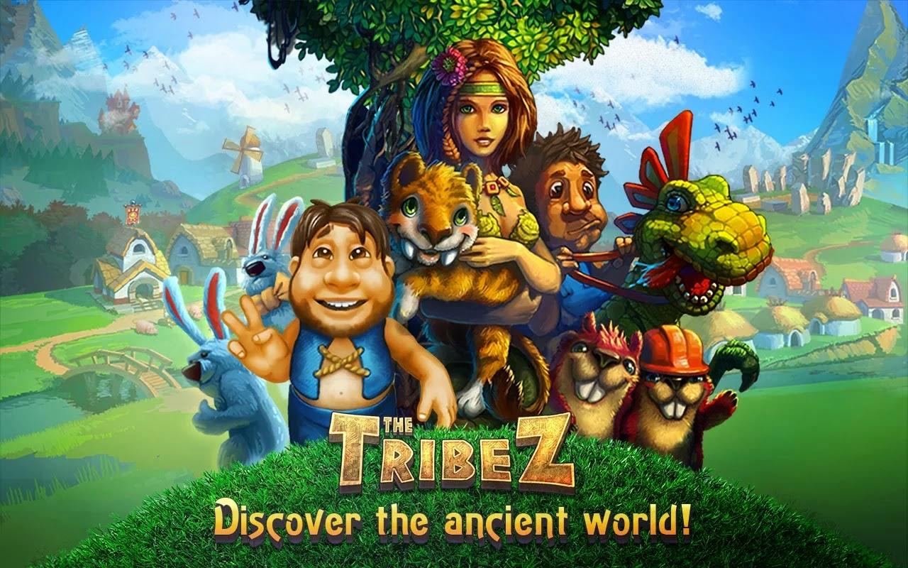 The Tribez v1.82 Mod [Unlimited Money]