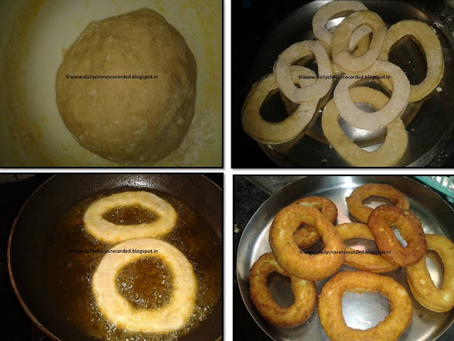 Donuts (Eggless)