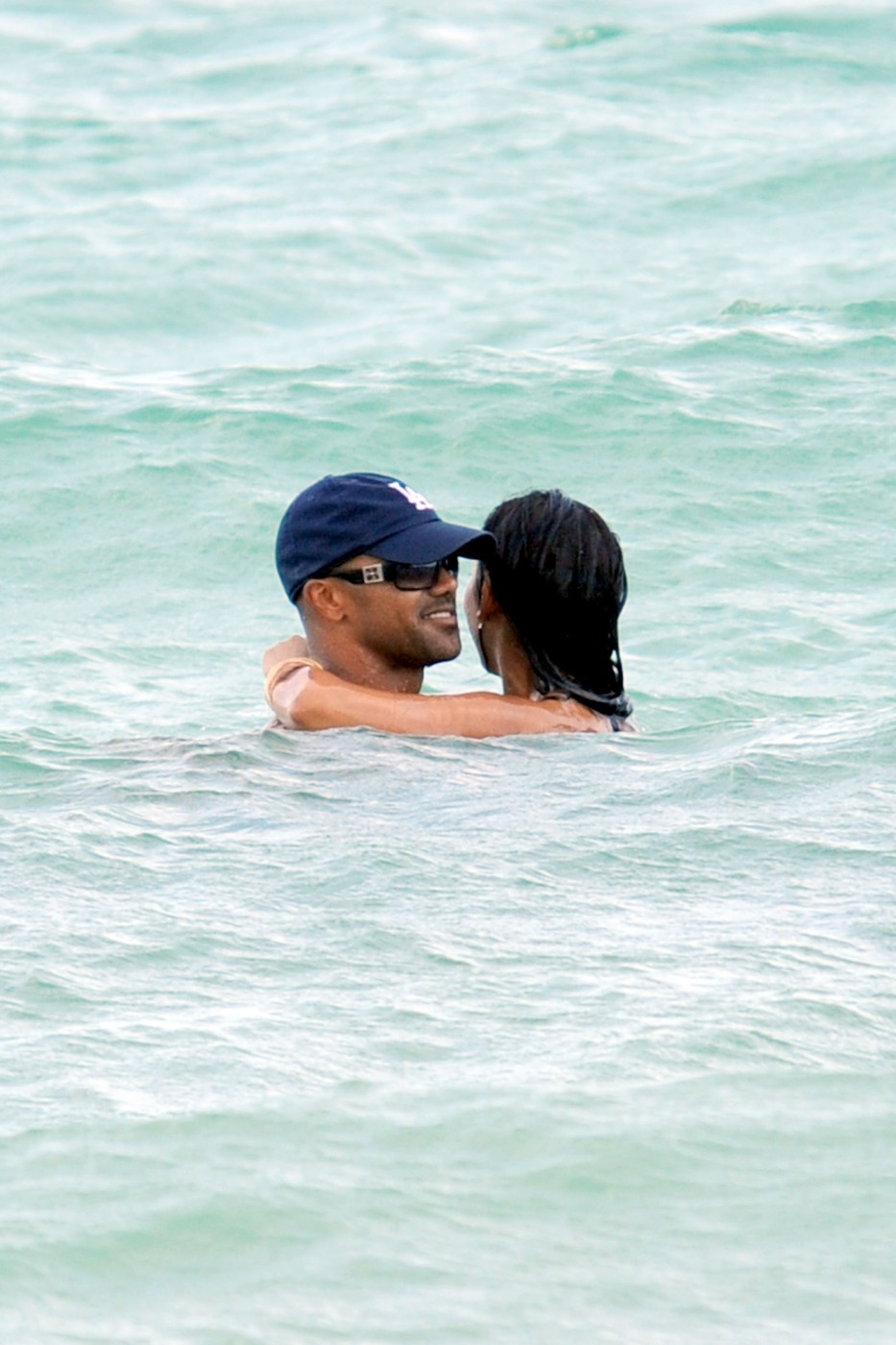 Shemar moore naked on beach not