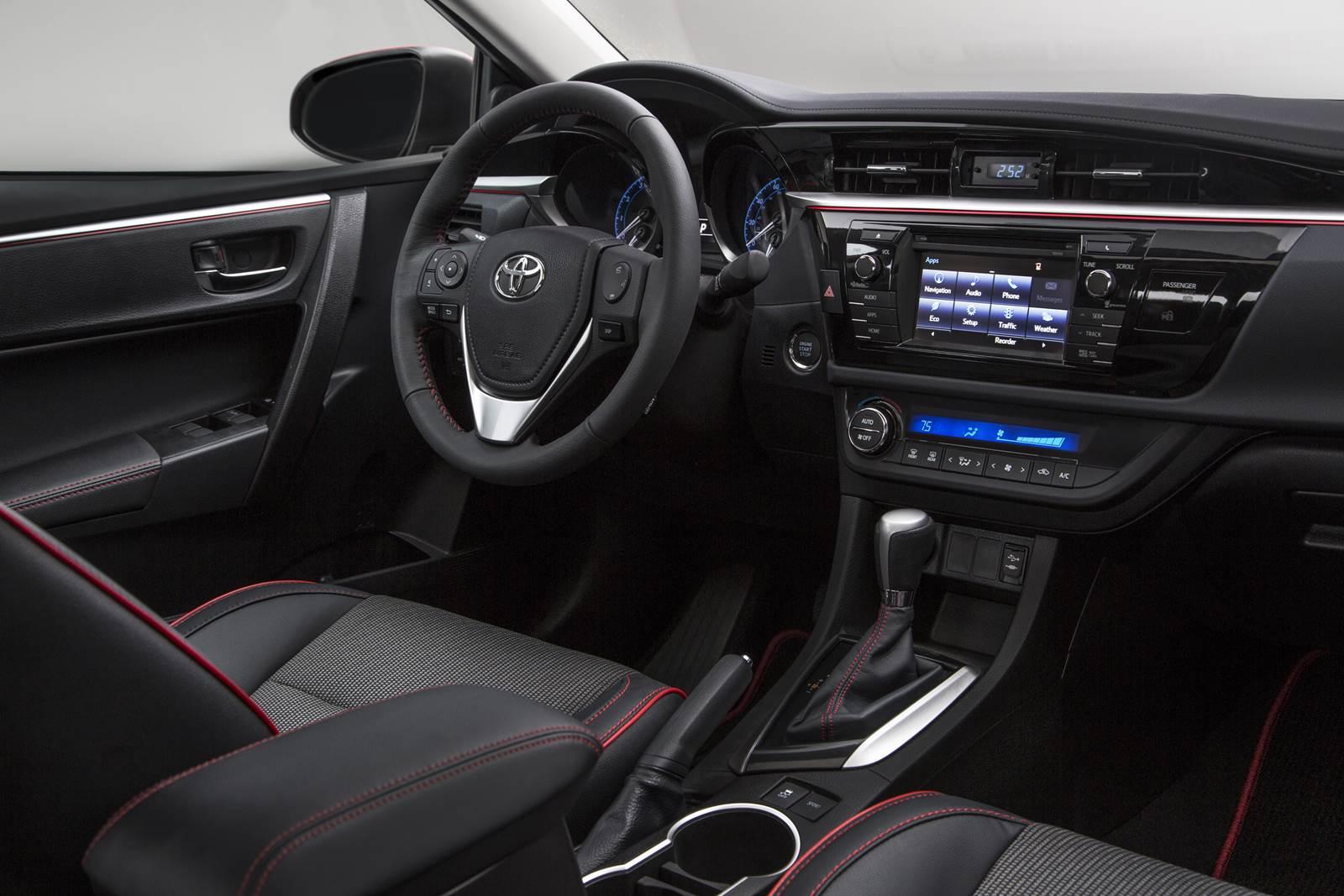 Toyota Corolla 2016 Special Edition 233 Lan 231 Ado Nos Eua