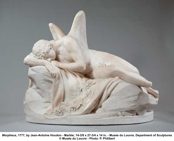 General And Hellenic History Subjects Hypnos The God Of Sleeping