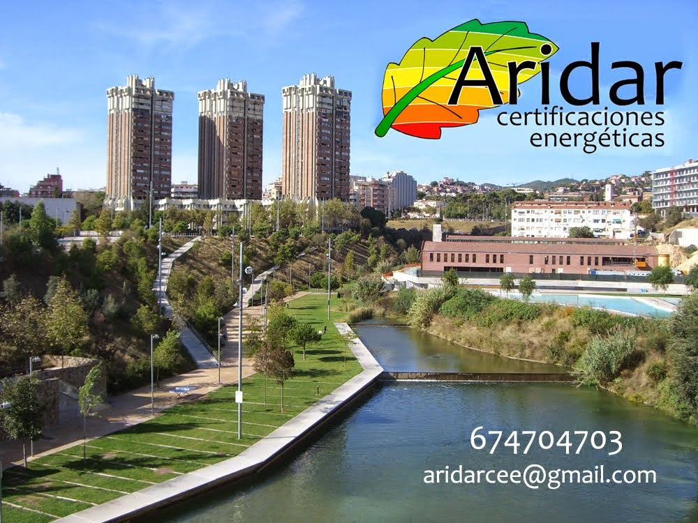 Aridar Certificaciones Energéticas