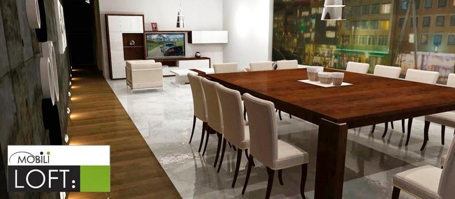 Mesa comedor minimalista - Comedores modernos minimalistas ...