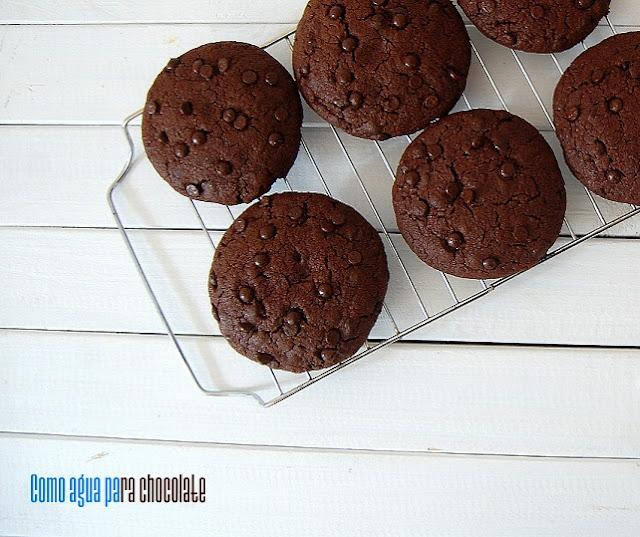 Supercookies De Chocolateeeee!!!