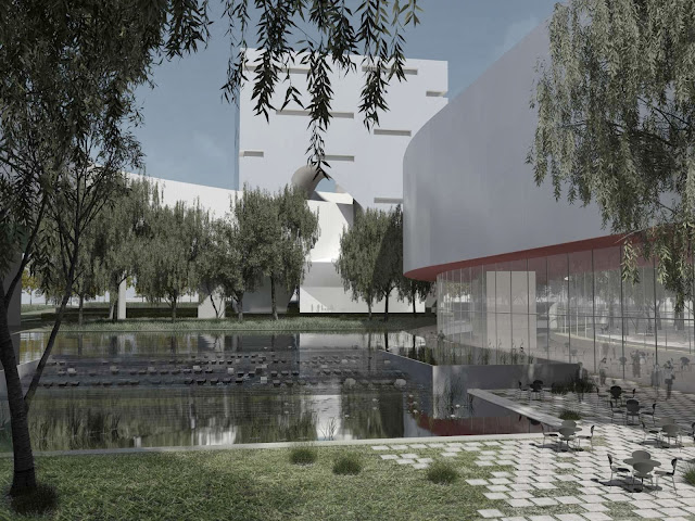 03-Steven-Holl-Wins-Qingdao-Culture-and-Art-Center-Competition