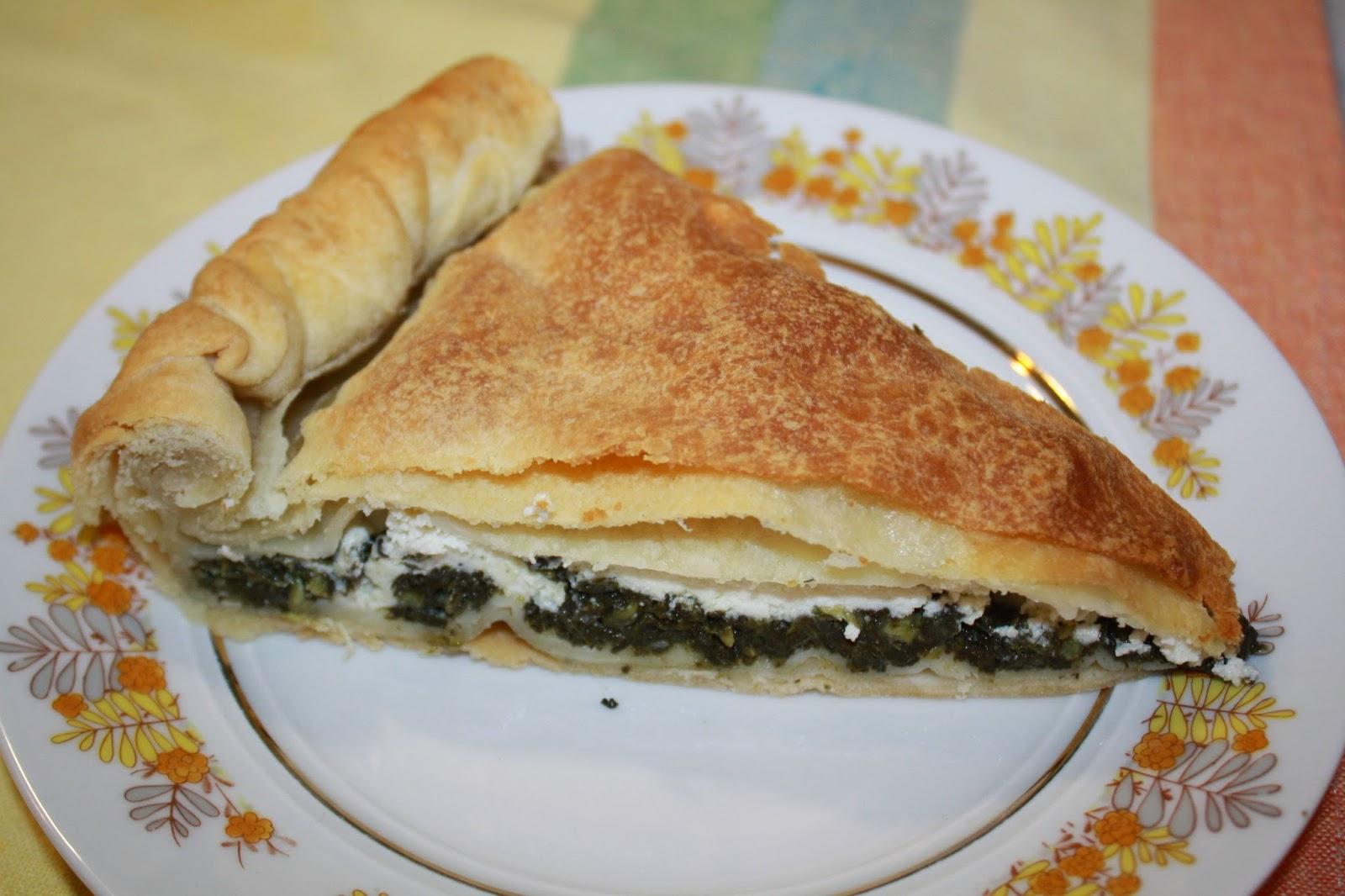 torta pasqualina ricetta genovese