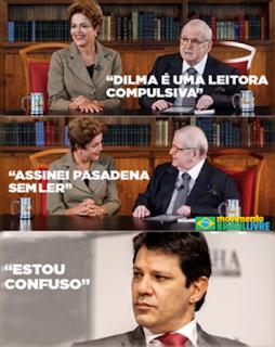 Dilma no programa do chapa branca vendido Jô soares