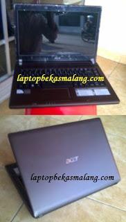 Laptop Bekas Acer 4738z, Cuma 2 Jutaan