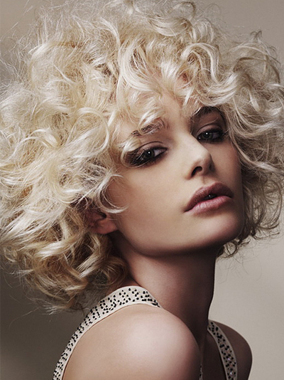 Women Trend Hair Styles for 2013: Curly Medium Hairstyles 2013 - Curly Hairstyle