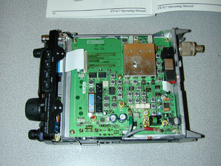 Collins crystal filter board assembly SSB//AM