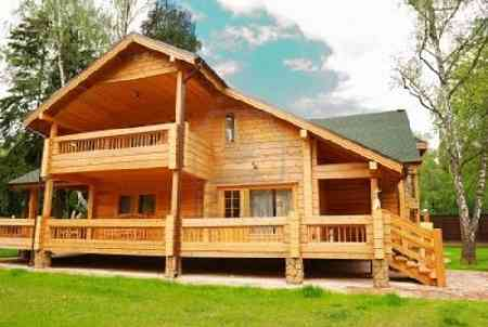 gambar rumah kayu minimalis