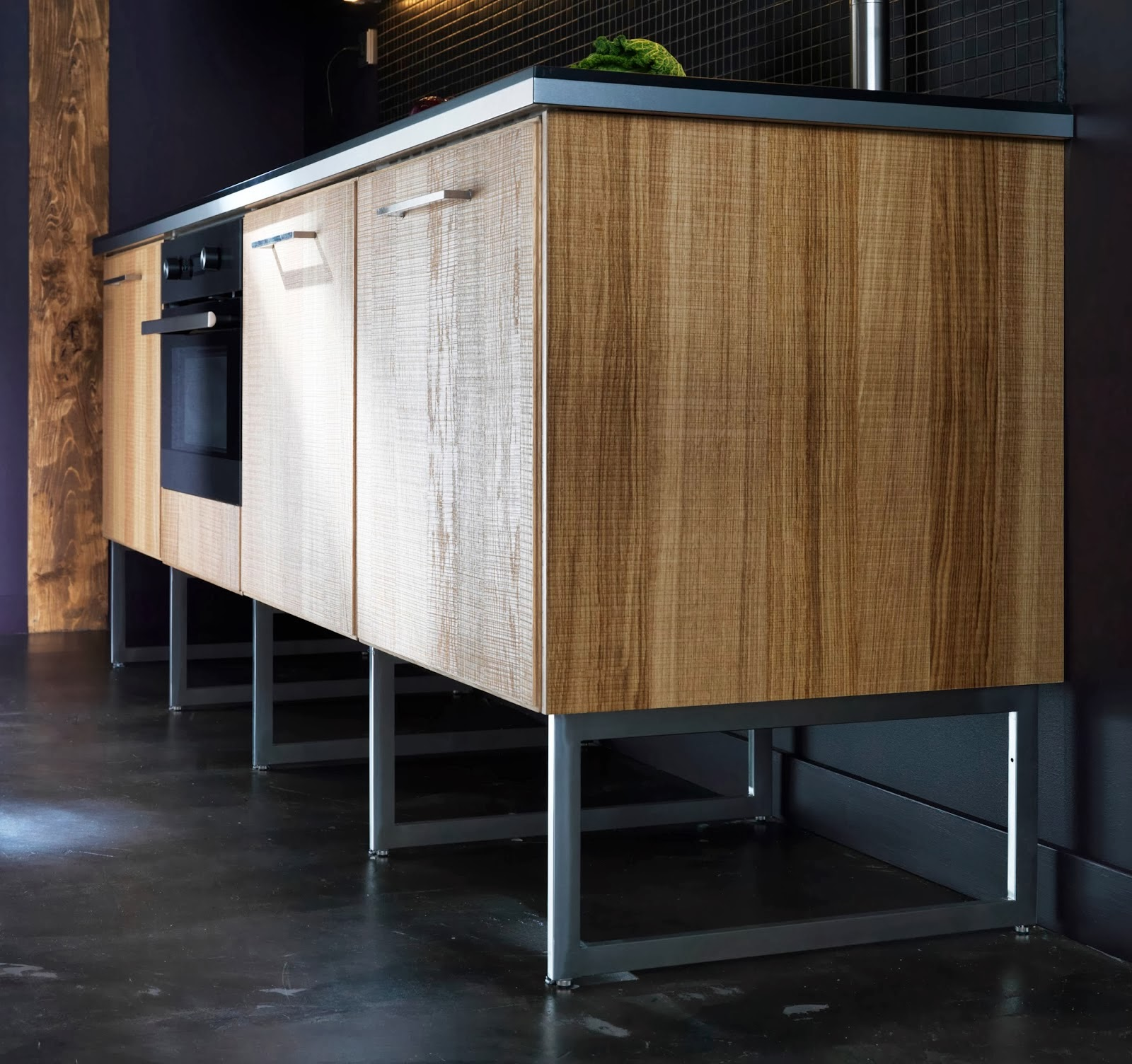 Decoraci n f cil nuevas cocinas de ikea metod - Ikea patas muebles ...
