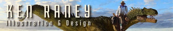 Ken Raney Illustration & Design / Clash Creative