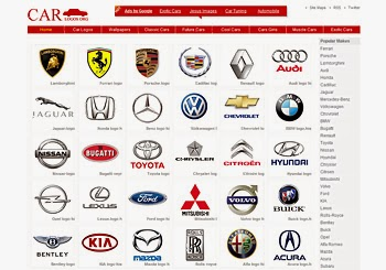 Foreign Car Symbols Luxury Car Logo...
