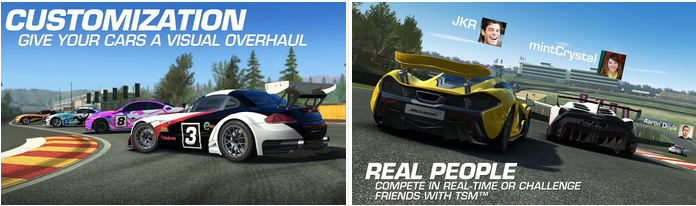 Real Racing 3 v3.2.0 (Mod Money – All Cars) APK