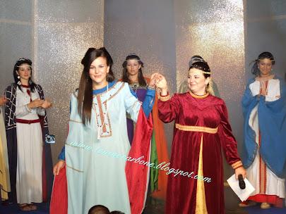 Miss Rione Judea - edizioni precedenti