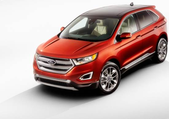 Ford Edge  Release Date In Uae
