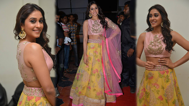 Regina Cassandra Latest HD Photos At Subramanyam For Sale Audio Launch