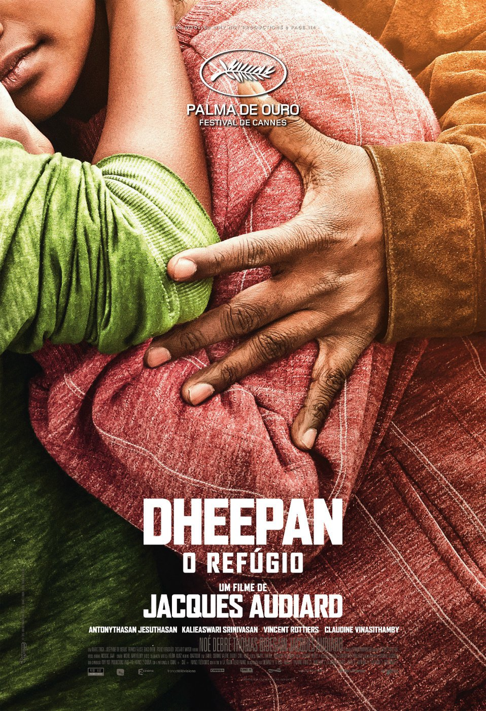 Dheepan: O Refúgio – Legendado (2015)