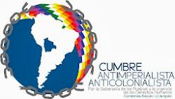Resoluciones de las 6 Mesas de la Cumbre Antiimperialista