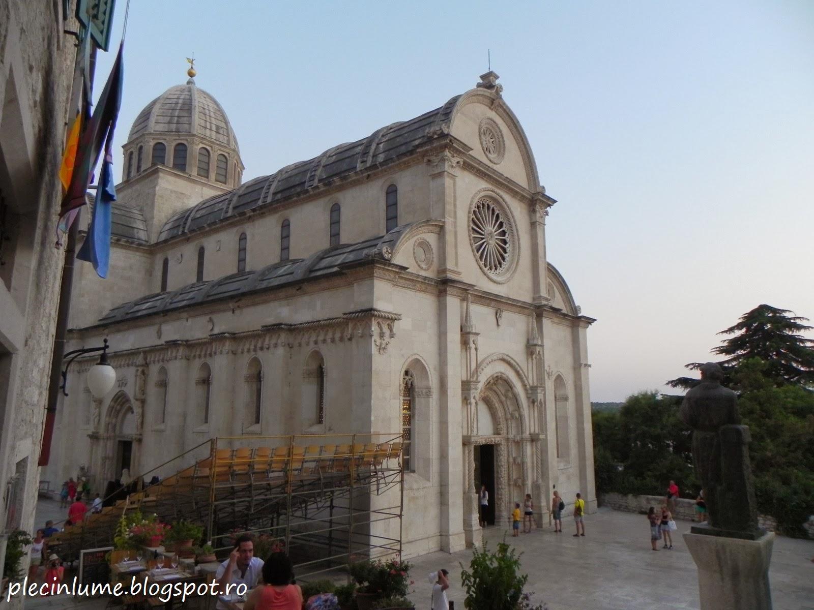 Catedrala Sf. Iacob din Sibenik