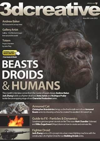 3DCreative Magazine Issue 082 June 2012