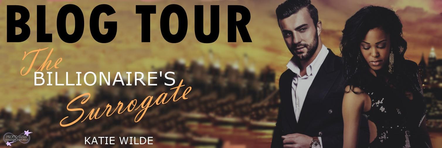 The Billionaire's Surrogate Blog Tour