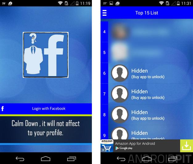 App android per vedere chi spia il nostro facebook for App per vedere telecamere su android