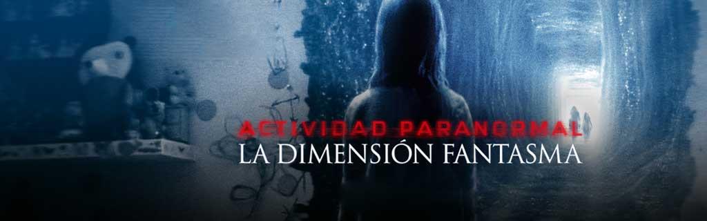 Actividad Paranormal 5: La Dimensión Fantasma (2015)