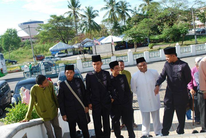 Sekitar Majlis Perkahwinan Bazli UNIC Di Kampung AkuTahniah Bazli