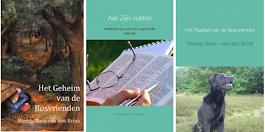 Bestel hier mijn boeken over de Bosvrienden