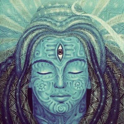 lord shiva third eye
