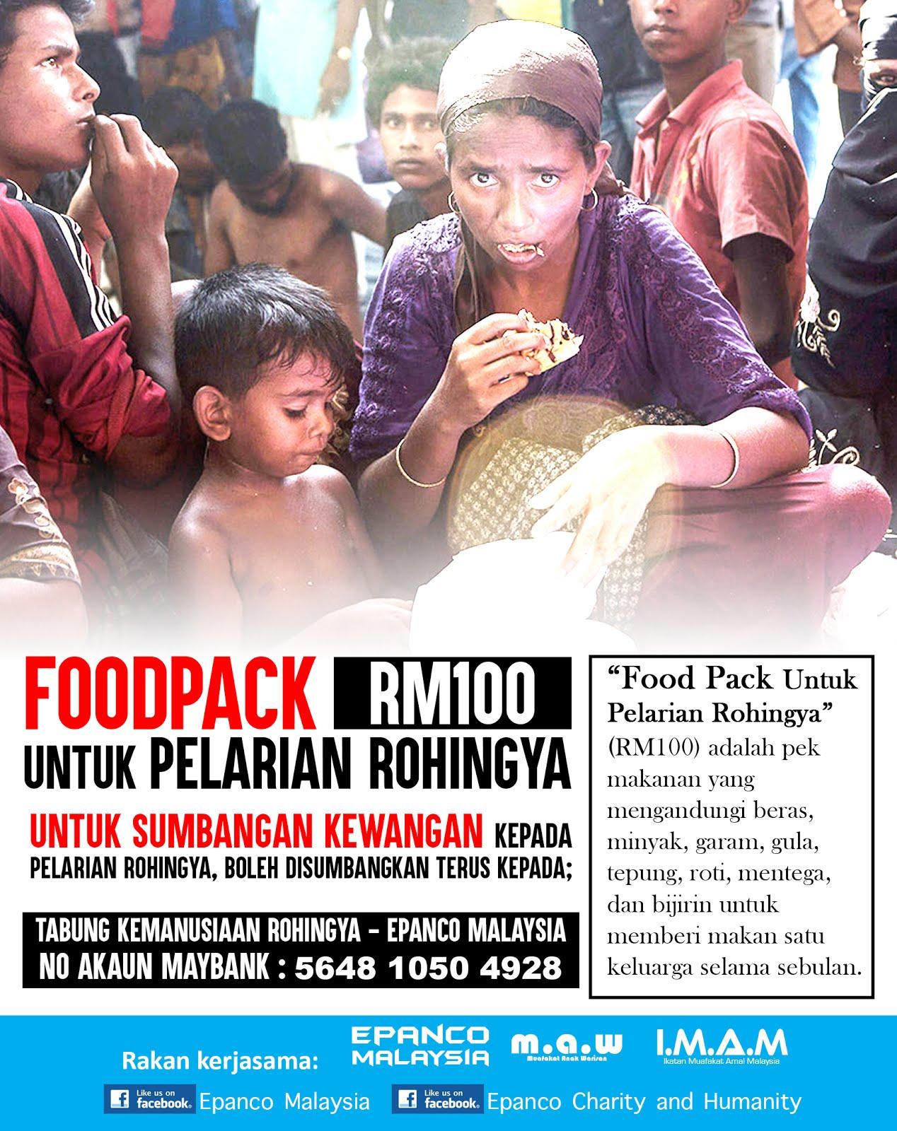 FOODPACK RM100