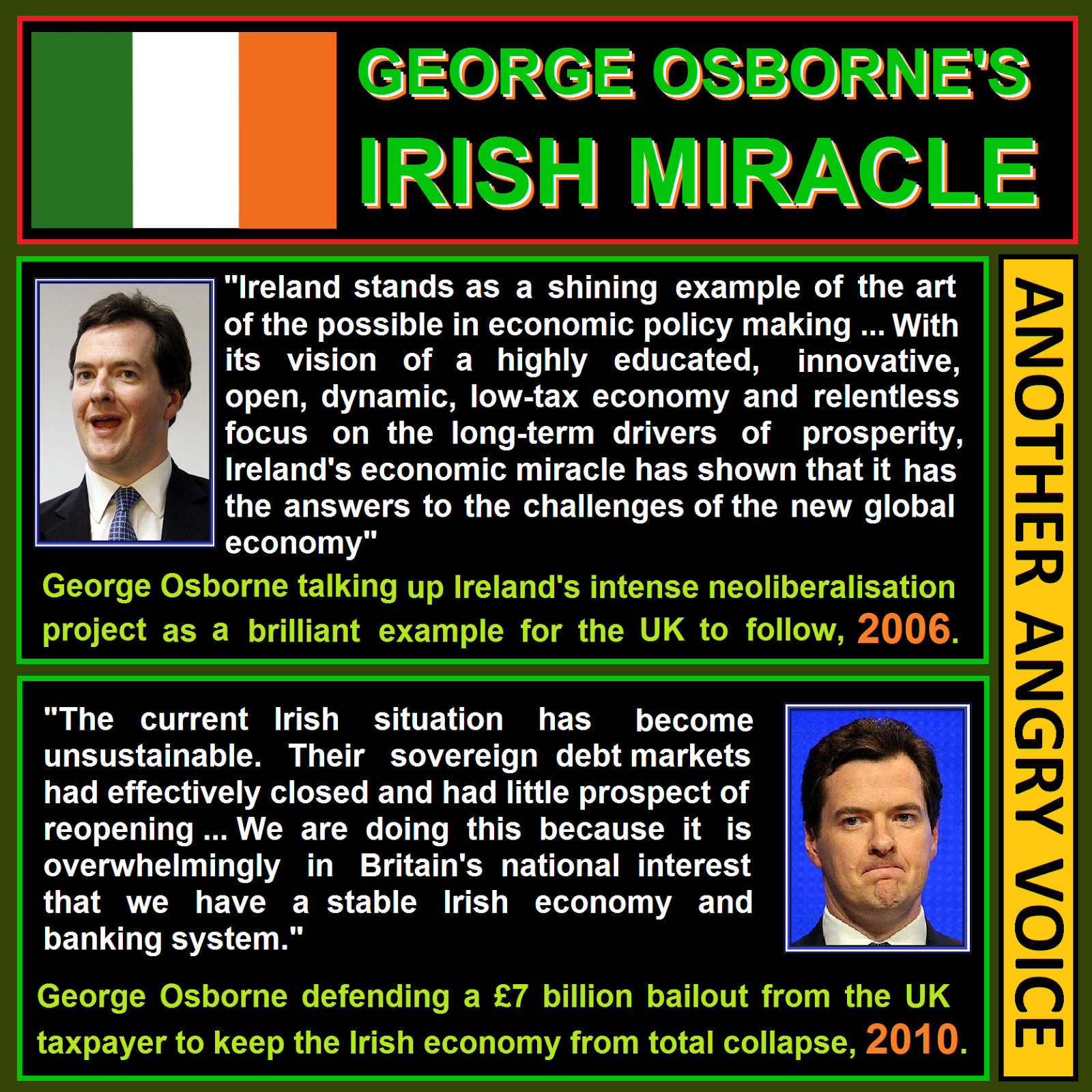 irelands economic miracle This economic ″miracle″ is the joint outcome of a long-term productivity boom dating back to the 1950s and 1960s, and a sudden short-term output and employment boom that has seen ireland's job performance.
