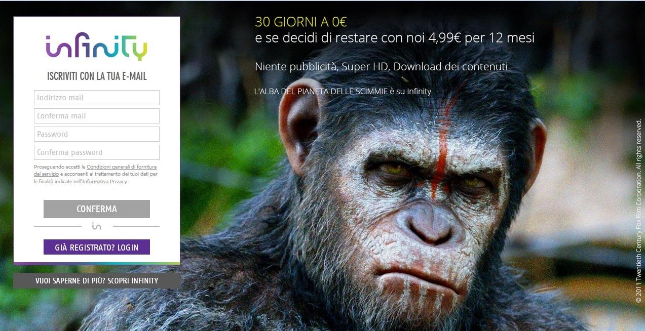 Software facile come vedere film in streaming su for Smartphone ultime uscite